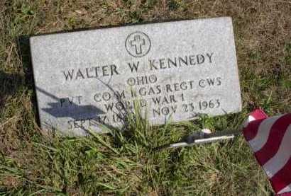KENNEDY, WALTER W. - Meigs County, Ohio | WALTER W. KENNEDY - Ohio Gravestone Photos