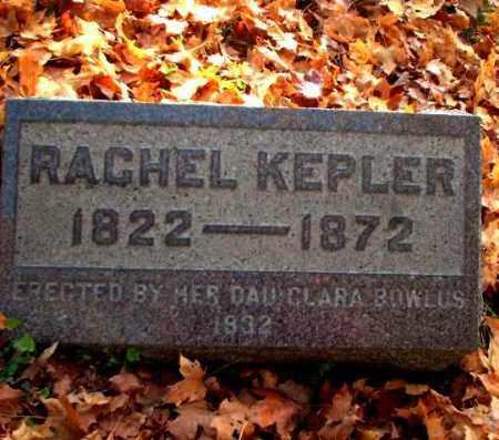 KEPLER, RACHEL - Meigs County, Ohio | RACHEL KEPLER - Ohio Gravestone Photos