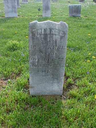 KERR, THOMAS - Meigs County, Ohio | THOMAS KERR - Ohio Gravestone Photos