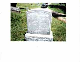 KESTERSON, ALONZO - Meigs County, Ohio | ALONZO KESTERSON - Ohio Gravestone Photos