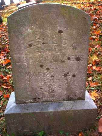 KIGGENS, LESLIE G.A. - Meigs County, Ohio | LESLIE G.A. KIGGENS - Ohio Gravestone Photos