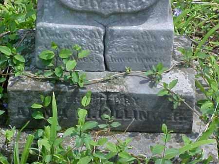 KILLINGER, ANNA - Meigs County, Ohio | ANNA KILLINGER - Ohio Gravestone Photos