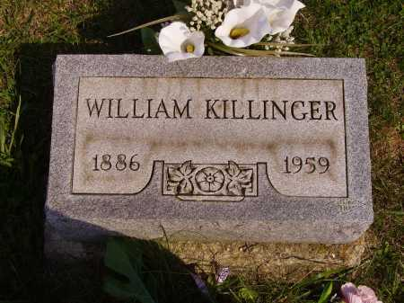 KILLINGER, WILLIAM S. - Meigs County, Ohio | WILLIAM S. KILLINGER - Ohio Gravestone Photos