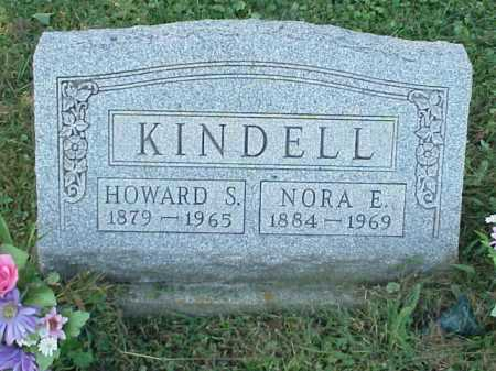 KINDELL, NORA E. - Meigs County, Ohio | NORA E. KINDELL - Ohio Gravestone Photos