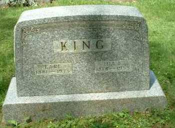 KING, IDA - Meigs County, Ohio | IDA KING - Ohio Gravestone Photos