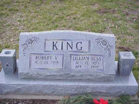KING, LILLIAN BESS - Meigs County, Ohio | LILLIAN BESS KING - Ohio Gravestone Photos