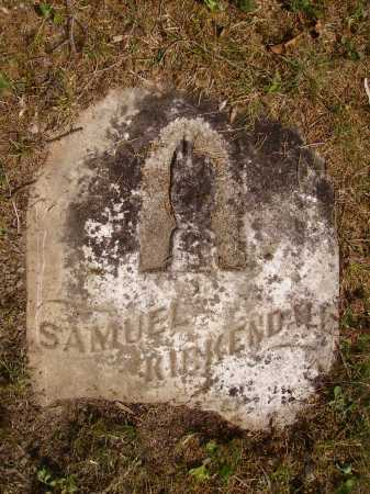 KIRKENDALL, SAMUEL - Meigs County, Ohio | SAMUEL KIRKENDALL - Ohio Gravestone Photos