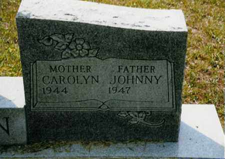 KLEIN, JOHNNY - Meigs County, Ohio | JOHNNY KLEIN - Ohio Gravestone Photos