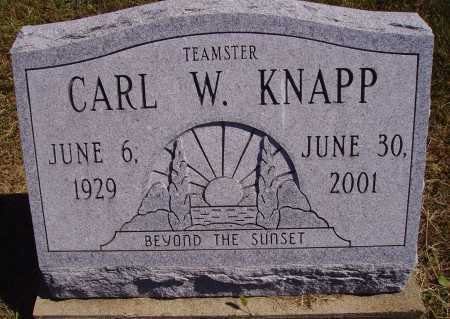KNAPP, CARL W. - Meigs County, Ohio | CARL W. KNAPP - Ohio Gravestone Photos