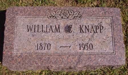 KNAPP, WILLIAM - Meigs County, Ohio | WILLIAM KNAPP - Ohio Gravestone Photos