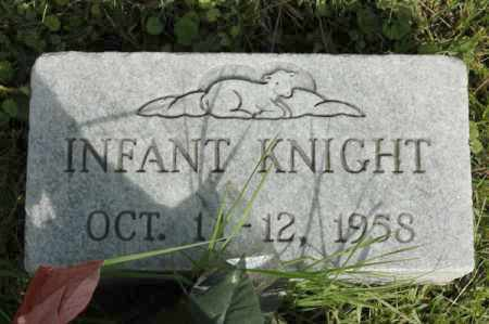 KNIGHT, INFANT - Meigs County, Ohio | INFANT KNIGHT - Ohio Gravestone Photos