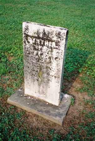 KNOWLES, CYNTHIA - Meigs County, Ohio | CYNTHIA KNOWLES - Ohio Gravestone Photos