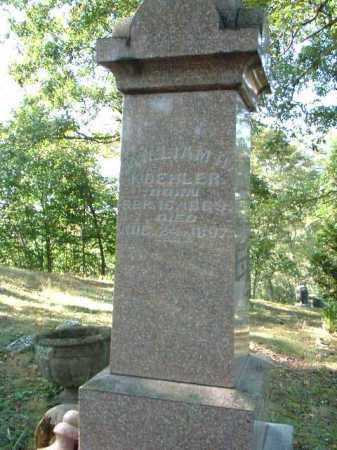 KOEHLER, WILLIAM H. - Meigs County, Ohio   WILLIAM H. KOEHLER - Ohio Gravestone Photos