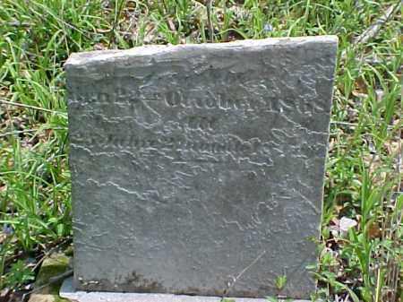 KRISELMIER, CATHERINEA - Meigs County, Ohio | CATHERINEA KRISELMIER - Ohio Gravestone Photos