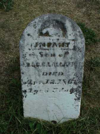 LALLANCE, INFANT SON - Meigs County, Ohio | INFANT SON LALLANCE - Ohio Gravestone Photos