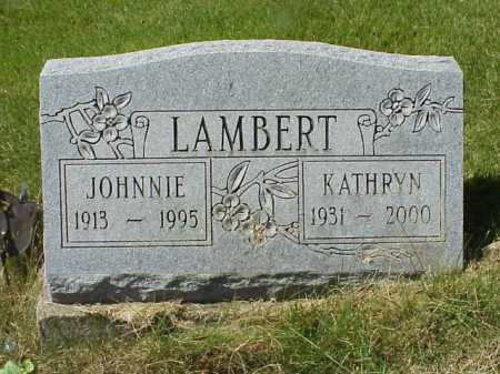 ROMINE LAMBERT, KATHRYN - Meigs County, Ohio | KATHRYN ROMINE LAMBERT - Ohio Gravestone Photos