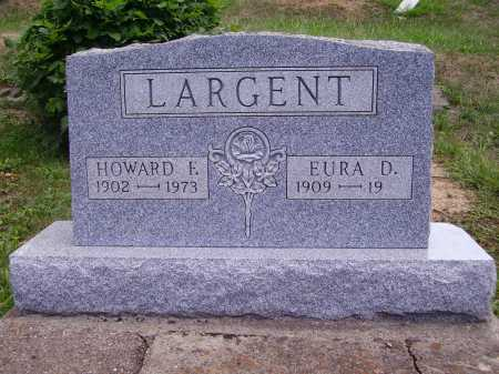 LARGET, HOWARD F. - Meigs County, Ohio | HOWARD F. LARGET - Ohio Gravestone Photos