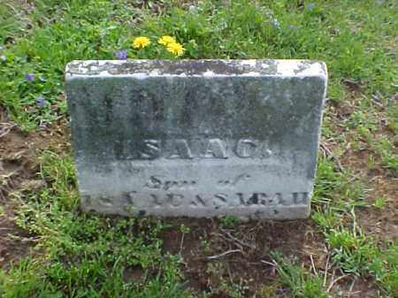 LARSON, ISAAC JR. - Meigs County, Ohio | ISAAC JR. LARSON - Ohio Gravestone Photos