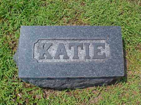 LASLEY, KATIE - Meigs County, Ohio | KATIE LASLEY - Ohio Gravestone Photos