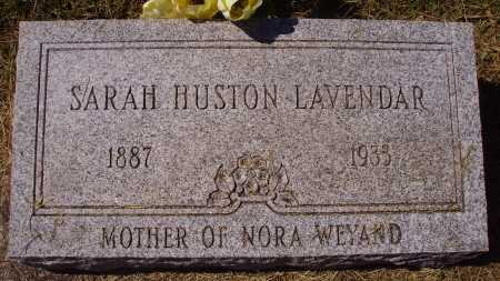 HUSTON, SARAH - Meigs County, Ohio | SARAH HUSTON - Ohio Gravestone Photos