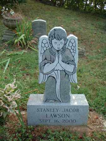 LAWSON, STANLEY JACOB - Meigs County, Ohio | STANLEY JACOB LAWSON - Ohio Gravestone Photos