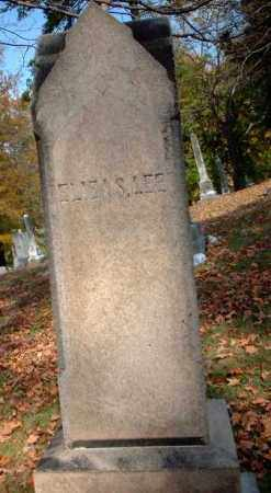 LEE, ELIZA S. - Meigs County, Ohio | ELIZA S. LEE - Ohio Gravestone Photos