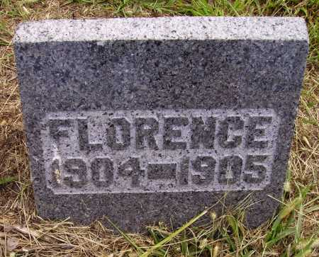 LEE, FLORENCE - Meigs County, Ohio | FLORENCE LEE - Ohio Gravestone Photos