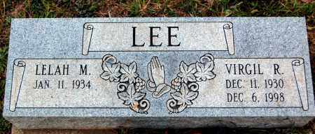 LEE, VIRGIL R. - Meigs County, Ohio | VIRGIL R. LEE - Ohio Gravestone Photos