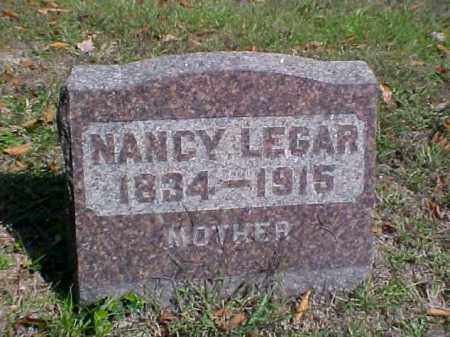 AETINGER LEGAR, NANCY ANN - Meigs County, Ohio | NANCY ANN AETINGER LEGAR - Ohio Gravestone Photos