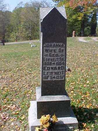 LEIFHEIT, EDWARD - Meigs County, Ohio | EDWARD LEIFHEIT - Ohio Gravestone Photos