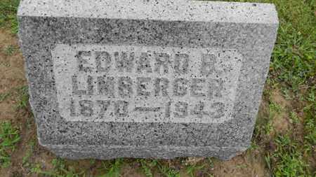 LIMBERGER, EDWARD B. - Meigs County, Ohio | EDWARD B. LIMBERGER - Ohio Gravestone Photos