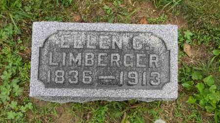 BARKER LIMBERGER, ELLEN C. - Meigs County, Ohio | ELLEN C. BARKER LIMBERGER - Ohio Gravestone Photos