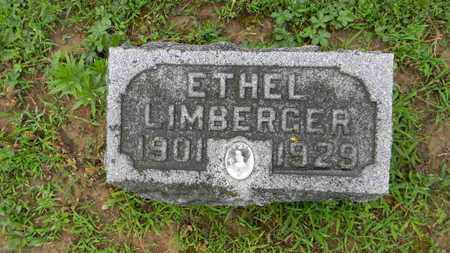 LIMBERGER, ETHEL - Meigs County, Ohio | ETHEL LIMBERGER - Ohio Gravestone Photos