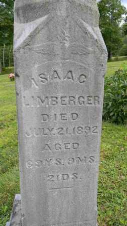 LIMBERGER, ISAAC - Meigs County, Ohio | ISAAC LIMBERGER - Ohio Gravestone Photos