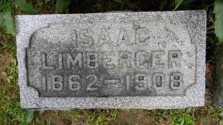 LIMBERGER, ISAAC - Meigs County, Ohio | ISAAC LIMBERGER - Ohio Gravestone Photos