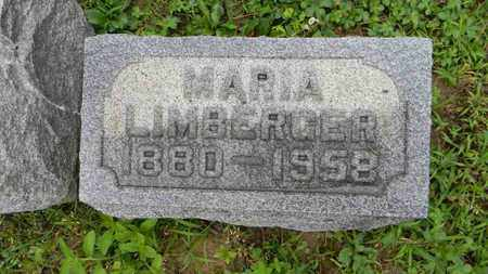 LIMBERGER, MARIA - Meigs County, Ohio | MARIA LIMBERGER - Ohio Gravestone Photos