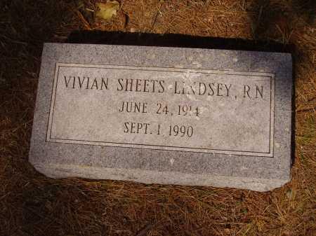 LINDSEY, VIVIAN - Meigs County, Ohio | VIVIAN LINDSEY - Ohio Gravestone Photos