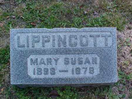 LIPPINCOTT, MARY SUSAN - Meigs County, Ohio | MARY SUSAN LIPPINCOTT - Ohio Gravestone Photos