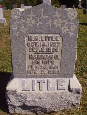 GREEN LITLE, HANNAH - Meigs County, Ohio | HANNAH GREEN LITLE - Ohio Gravestone Photos