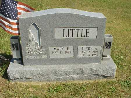 LITTLE, TERRY A. - Meigs County, Ohio | TERRY A. LITTLE - Ohio Gravestone Photos