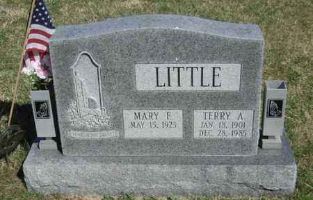LAMBERT LITTLE, MARY E. - Meigs County, Ohio | MARY E. LAMBERT LITTLE - Ohio Gravestone Photos