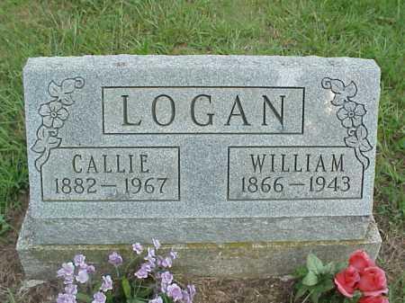 FROST LOGAN, CALLIE CAROLINE - Meigs County, Ohio | CALLIE CAROLINE FROST LOGAN - Ohio Gravestone Photos