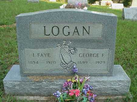 LOGAN, I. FAYE - Meigs County, Ohio | I. FAYE LOGAN - Ohio Gravestone Photos