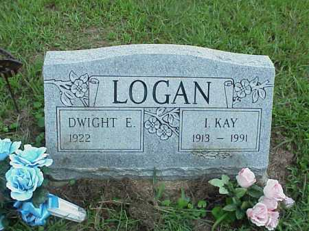 LOGAN, DWIGHT E. - Meigs County, Ohio | DWIGHT E. LOGAN - Ohio Gravestone Photos