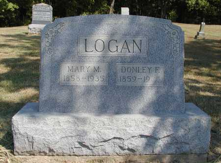 LOGAN, MARY M. - Meigs County, Ohio | MARY M. LOGAN - Ohio Gravestone Photos