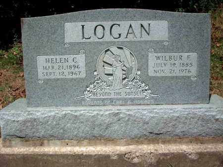 LOGAN, WILBER F. - Meigs County, Ohio | WILBER F. LOGAN - Ohio Gravestone Photos