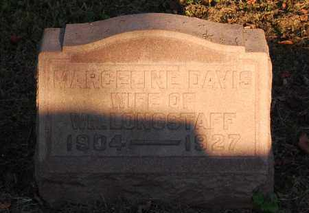 LONGSTAFF, MARCELINE - Meigs County, Ohio | MARCELINE LONGSTAFF - Ohio Gravestone Photos