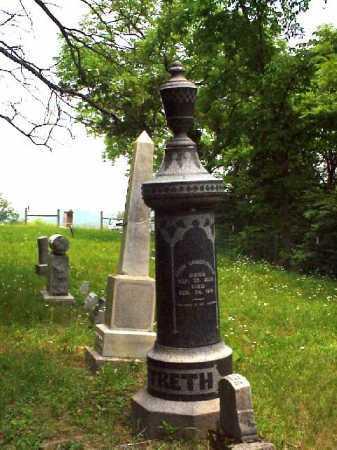 LONGSTRETH, JOHN - Meigs County, Ohio   JOHN LONGSTRETH - Ohio Gravestone Photos