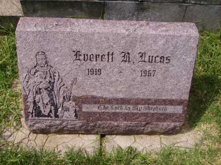 LUCAS, EVERETT R. - Meigs County, Ohio | EVERETT R. LUCAS - Ohio Gravestone Photos