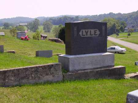 LYLE, MONUMENT - Meigs County, Ohio | MONUMENT LYLE - Ohio Gravestone Photos